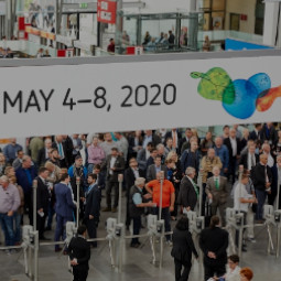 IFAT Messeeingang - © Messe München